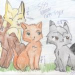 Top Five Apprentices / Former Apprentices by Lupinepaw