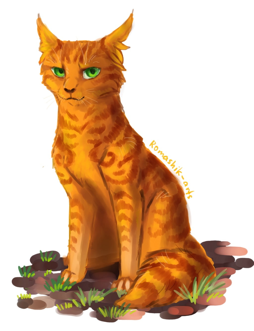 Warrior Cats Mating Gathering