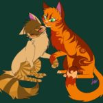 Best warrior cat ships in first series by Gingerpaw