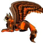Wings of Fire characters and their warriors twin(sort of) by Streampaw