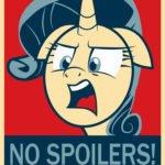 BlogClan Spoiler Policy