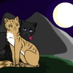 LeafpoolxCrowfeather: A Pair of Star-Crossed Lovers by Airwave