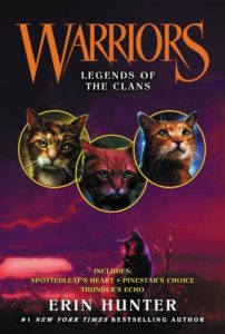 Warriors: Legends of the Clans (Warriors Novella) Spoiler Page