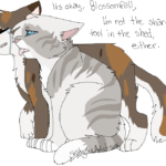 Could Ivypool Have Been A Totally Different Cat? by Leafsong