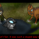Why I Don't Like Flametail by Ebonypaw