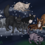 (SPOILERS) ThunderClan Medicine Cats (SPOILERS) by Lionpaw