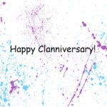 Happy Clanniversary, Stoatpaw!