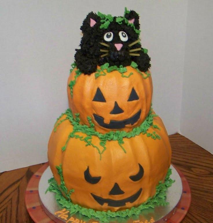 B156e79f831f3b308c721c65bc6016d7halloween Birthday Cakes Birthday