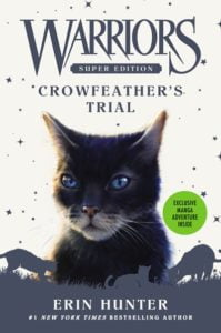 Crowfeather's Trial Spoiler Page