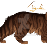 Tigerclaw of ShadowClan : Did he really deserve power? by Jasminepaw