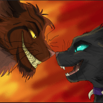 Which Warrior? Scourge and Tigerstar? by Iceclaw