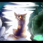 "Analyzing the Thistleclaw, Snowfur, and Spottedleaf Love ""Triangle"" - A Defense Article by Foxtail"