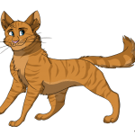 My top 10 favorite warrior cats from the first series by Rushfire