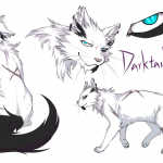 Darktail's kin by Littlepaw and Shrewstar
