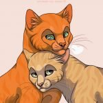 Did Firestar love Spottedleaf more than Sandstorm? by Sparktooth