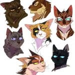 Analyzing Warrior Cat Villians by Spottedspirit