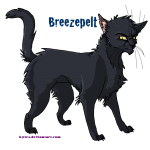 Darktail and His Connection with Breezepelt by Spottedspirit