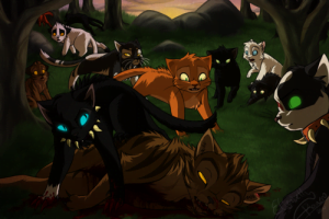 Parallel Paths: Ravenpaw and Scourge by Viperfrost