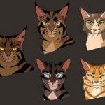 Tigerstar's Kin: The Disparity (1) by Viperfrost