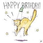 Happy Birthday, Basilmoon!