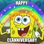 Happy Clanniversary, Bluebellpaw!