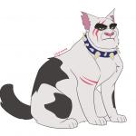 My 11 least favorite cats by Lightningstar06