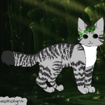 Needlepaw who was formerly Emeraldpaw