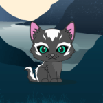 Clovie ~ Cloverpaw/mist ~ Used to be Cinderpaw/pool
