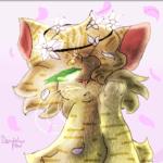 ☀️Sun Shining over Blooming Dandelion☀️ (Dandelionpaw/Leaf)
